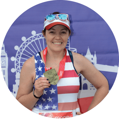 Kimberly Saulters - Dallas Running Club