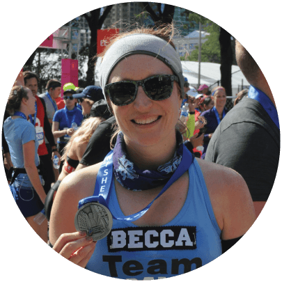 Rebecca Paris - Dallas Running Club